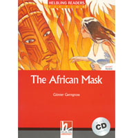 Helbling Readers Red Series: Level 2 The African Mask with CD
