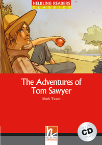 Helbling Readers Red Series: Level 3 The Adventures of Tom Sawyer with CD