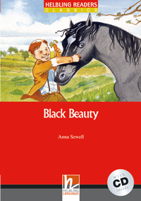 Helbling Readers Red Series: Level 2 Black Beauty with CD