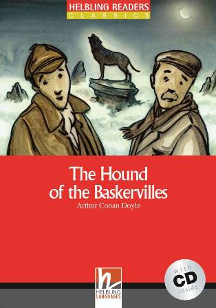 Helbling Readers Red Series: Level 1 The Hound of the Baskervilles with CD