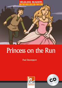 Helbling Readers Red Series: Level 2 Princess on the Run with CD