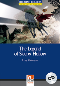 Helbling Readers Blue Series: Level 4 The Legend of Sleepy Hollow with CD