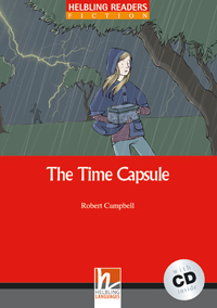 Helbling Readers Red Series: Level 2 The Time Capsule with CD