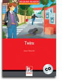 Helbling Readers Red Series: Level 3 Twins with CD