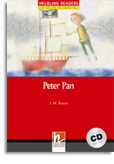 Helbling Readers Red Series: Level 1 Peter Pan with CD