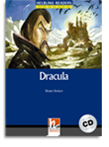 Helbling Readers Blue Series: Level 4  Dracula with CD