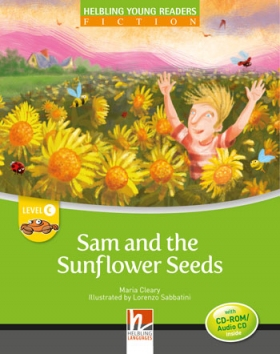 Helbling Young Readers Level C: Sam and the Sunflower Seed (with CD)