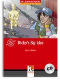 Helbling Readers Red Series: Level 2 Ricky's Big Idea with CD