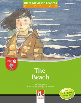 Helbling Young Readers Level A: The Beach (with CD)