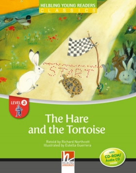 Helbling Young Readers Level A: The Hare and the Tortoise (with CD)