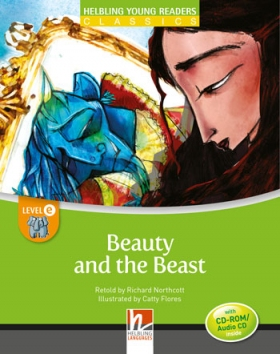 Helbling Young Readers Level E: Beauty and the Beast (with CD)