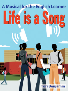 Life is a Song Student Book with Audio CD