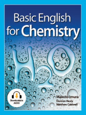 Basic English for Chemistry Student Book with Audio CD