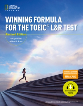 Winning Formula for the TOEIC® L&R Test Student Book Revised Edition