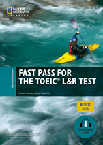 Fast Pass for the TOEIC® L&R Test, Revised Edition Student Book