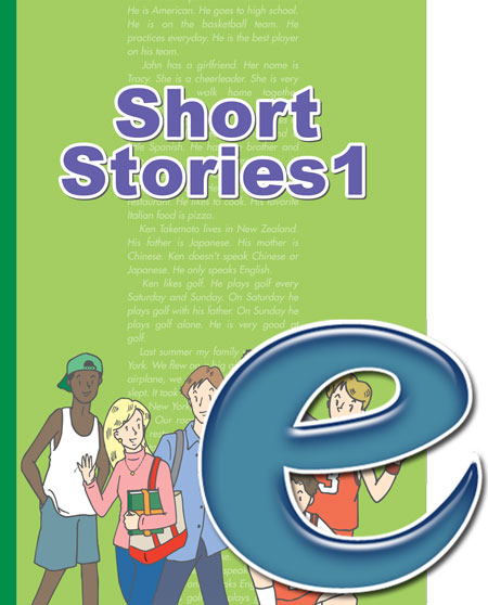 Short Stories 1 (e-book)