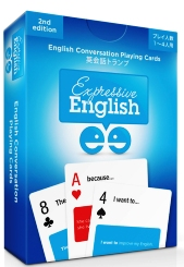 Expressive English (2nd Edition) Card Game