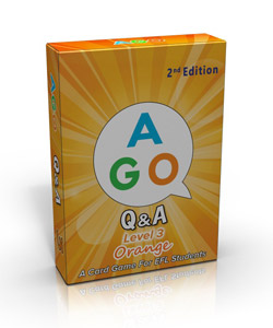 AGO Q&A 2nd Edition Orange (Level 3) [AGO Card Game]