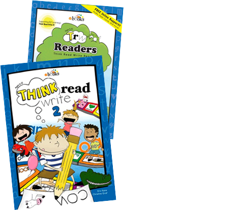 Think Read Write 2 Student Book (with CD) and TRW 2 Readers ≪2点セット≫