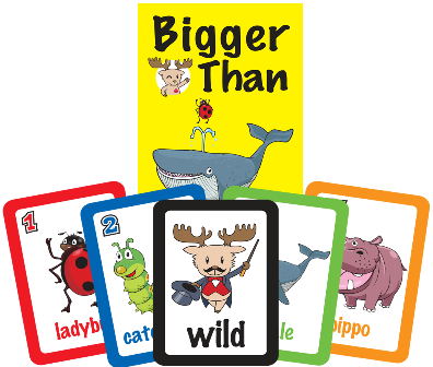 Bigger Than (Card Game)