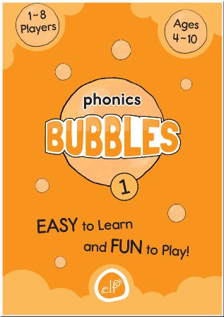 Phonics BUBBLES