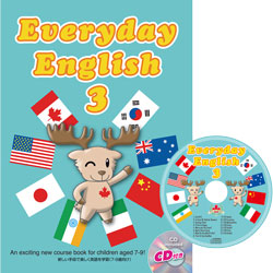 Everyday English 3 Workbook with CD