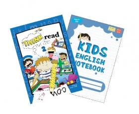 Think Read Write 2 Student Book (with CD) + Free Blue Notebook