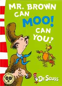 Mr. Brown Can MOO! Can You? 絵本CDセット