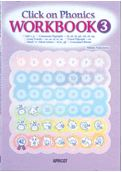 Click On Phonics Workbook 3