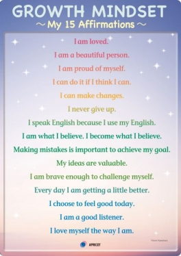 Learning World Affirmation SHITAJIKI