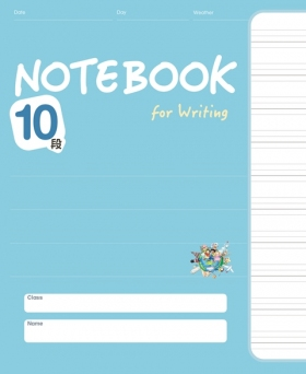 Notebook(10 rows /Blue) ***Latest Edition***
