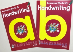 Learning World 1 (2nd Edition) Handwriting