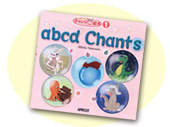 "チャンツ de 絵本 Vol.1 ""a b c d Chants"""