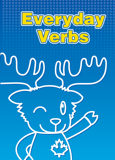 Everyday Verbs 1 Workbook