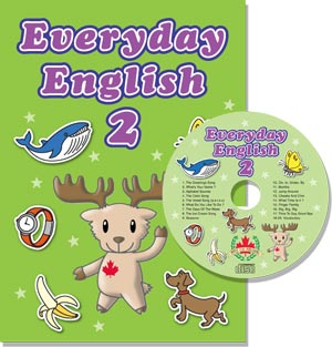 Everyday English 2 Workbook with CD