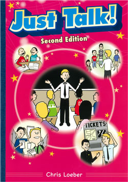 Just Talk Student Book with CD