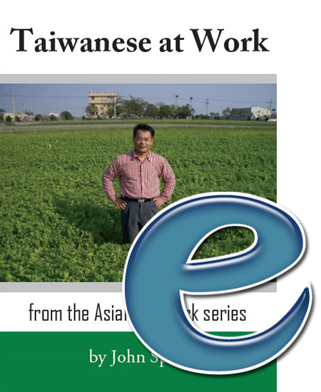 Asians at Work: Taiwanese at Work (e-book)