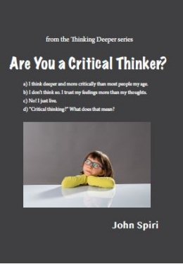 Are You a Critical Thinker? Book 1