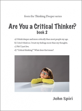 Are You a Critical Thinker? Book 2