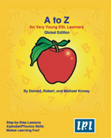 Kinney Brothers Phonics A to Z  Student Book