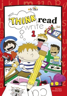 Think Read Write 1 Student Book (with CD)