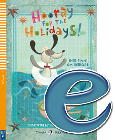 Young ELI Readers 1: Hooray for the Holidays! (e-book)