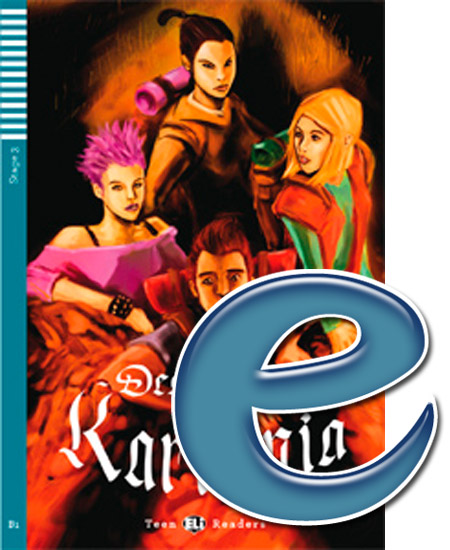 Teen ELI Readers 3: Destination Karminia (e-book)