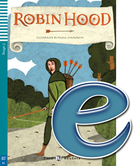 Teen ELI Readers 3: Robin Hood (e-book)