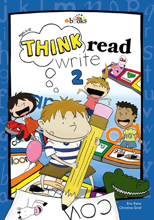 Think Read Write 2 Student Book (with CD)