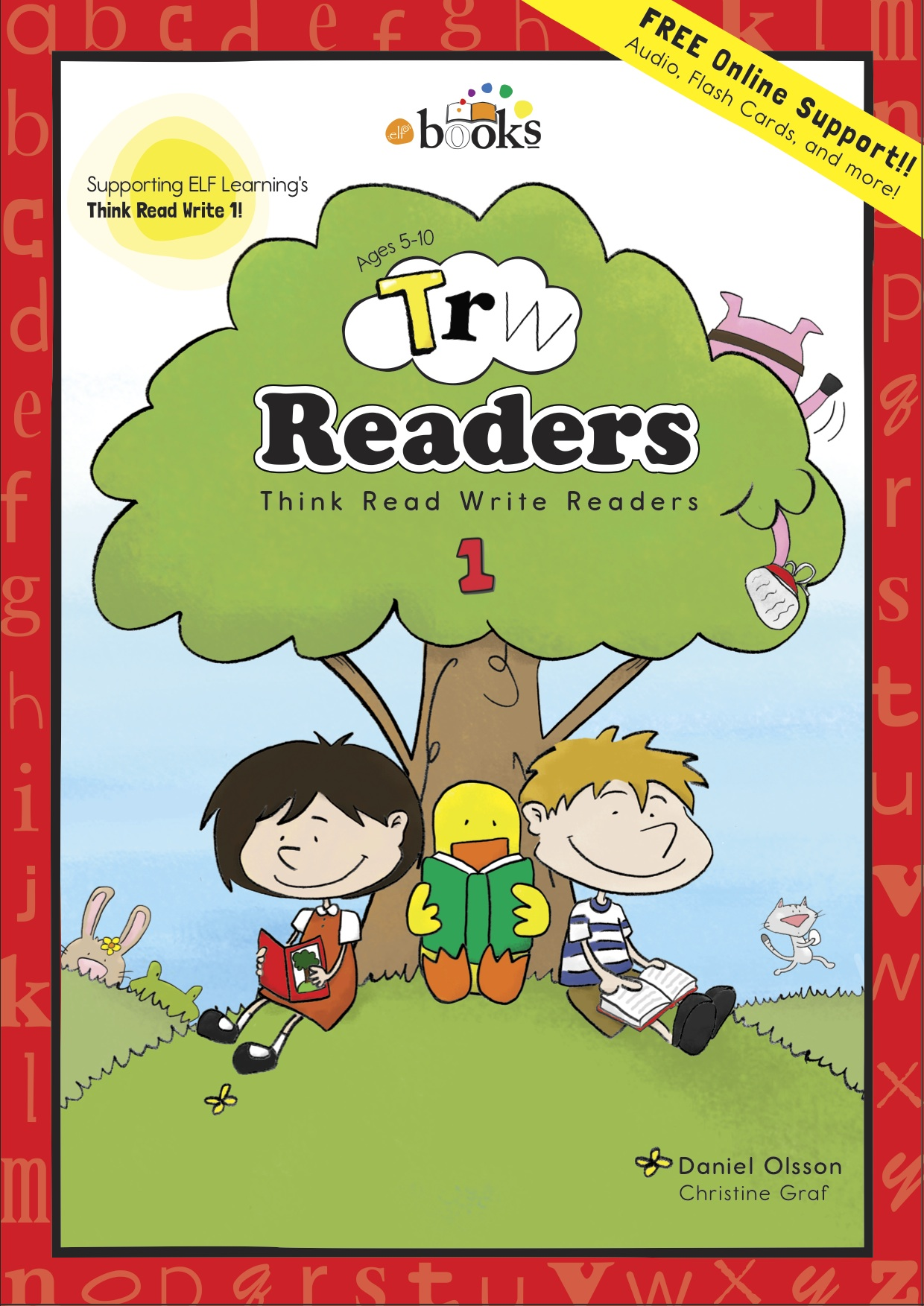 TRW (Think Read Write) 1 Readers