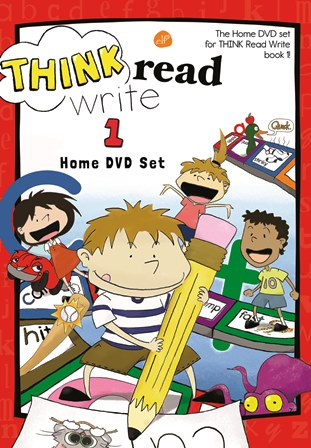Think Read Write 1 Home DVD Set