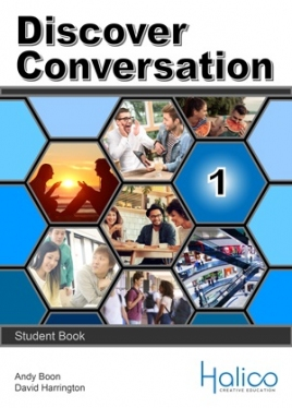 Discover Conversation Student Book