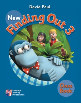 New Finding Out 3 Class Book