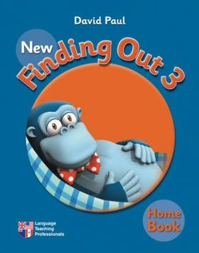 New Finding Out 3 Home Book